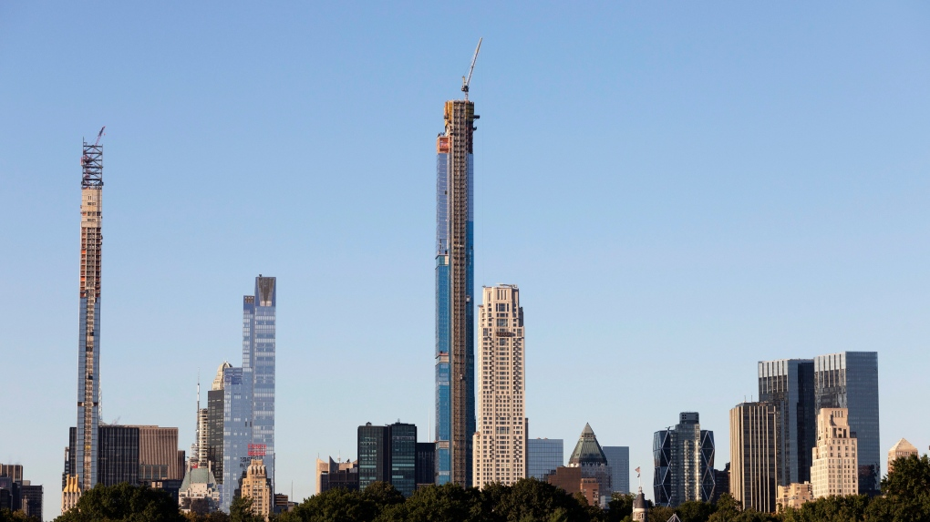 Supertall residential building will enter crowded NYC market