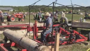 WATCH: CTV's Eric Taschner looks at the impact of the plowing match on the local economy and how residents feel. Eric Taschner reports.