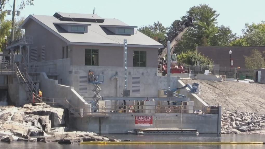 Testing at controversial Bala hydro project begins as construction wraps up