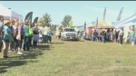 International Plowing Match opening day highlights