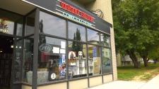 Variant Edition Comics on 151 Street in Edmonton has been named Canada's best comic book store. Sept. 17, 2019. (CTV News Edmonton)