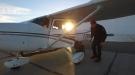 RPS hopes for new plane