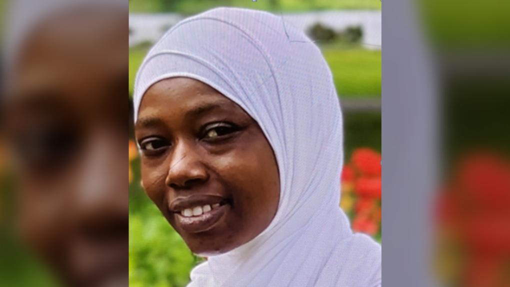 MISSING: Oumou Diallo, new to Ottawa