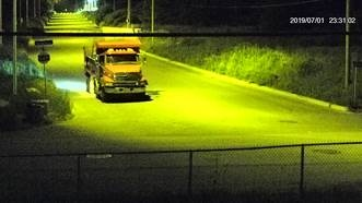 Laval police want your help in tracking down these rogue trucks illegally dumping trash