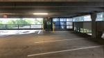 This UBC parking lot was the scene of a daylight carjacking on Wednesday, a woman told police.