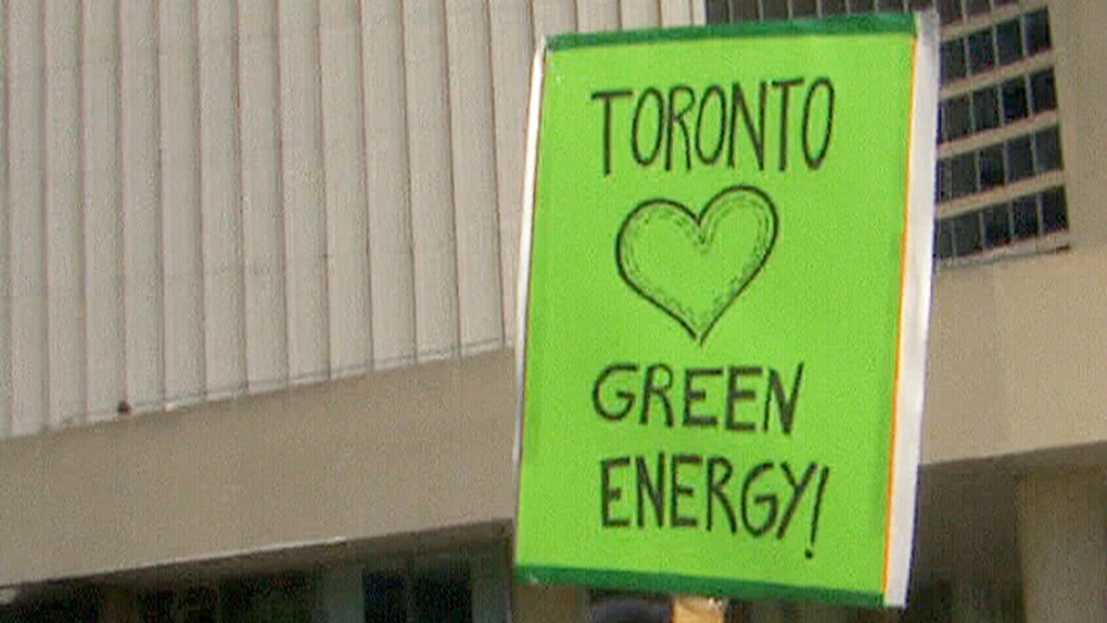 TDSB helps students walking out for climate change