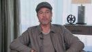 Brad Pitt spoke with CNN's Christiane Amanpour about fathers, sons and confronting Harvey Weinstein, ahead of the release of his latest movie, the sci-fi thriller 'Ad Astra.' (CNN)