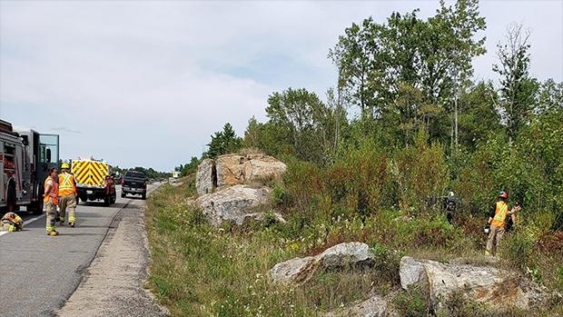 Senior killed in collision on Hwy 400 in Georgian Bay Township