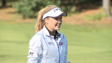 Brooke Henderson gives back