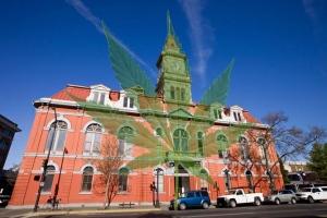 Victoria city hall