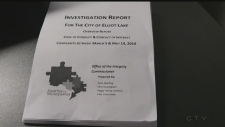 Report investigates wrongdoing in Elliot Lake
