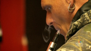 Manitoba Health, Seniors and Active Living (MHSAL) is preparing to ask specialists and hospitals to start reporting vaping-related illnesses. (file image)