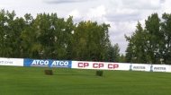 Soccer field proposal at Spruce Meadows