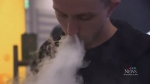 Teen vaping illness sparks cross-country concern