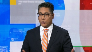 CTV's Richard Madan appears on CTV National News on Wednesday, Sept. 18, 2019.