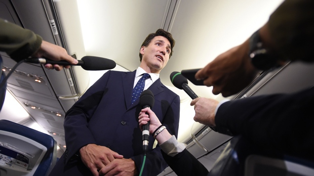 In wake of fallout from brownface, blackface images, Trudeau to visit Saskatoon