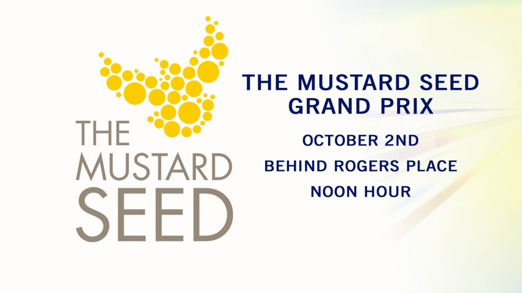 On your mark, get set, roll for the Mustard Seed Grand Prix