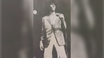 CTV News has confirmed this is a yearbook photo of Justin Trudeau in blackface during a high school performance at Brebeuf College.