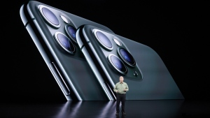 Phil Schiller introduces the iPhone 11 Pro and Max