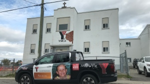 Timmins YMCA received an email threat Thursday, September 19, 2019 (Sergio Arangio/CTV Northern Ontario)