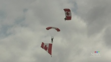 Canadian Forces Parachute Demonstration Team