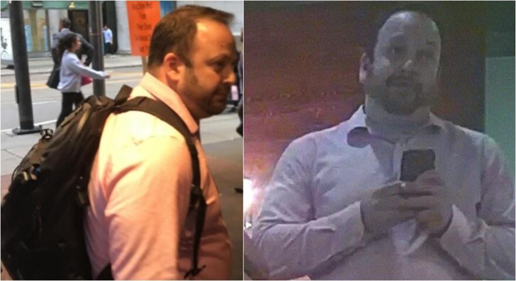 Man accused of secretly placing camera in downtown bathroom