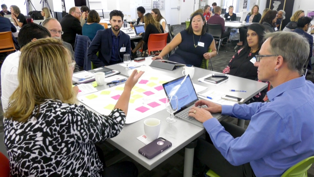 Idea Camp designed to leverage data and technology for local benefit