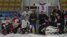 bob south hockey aud