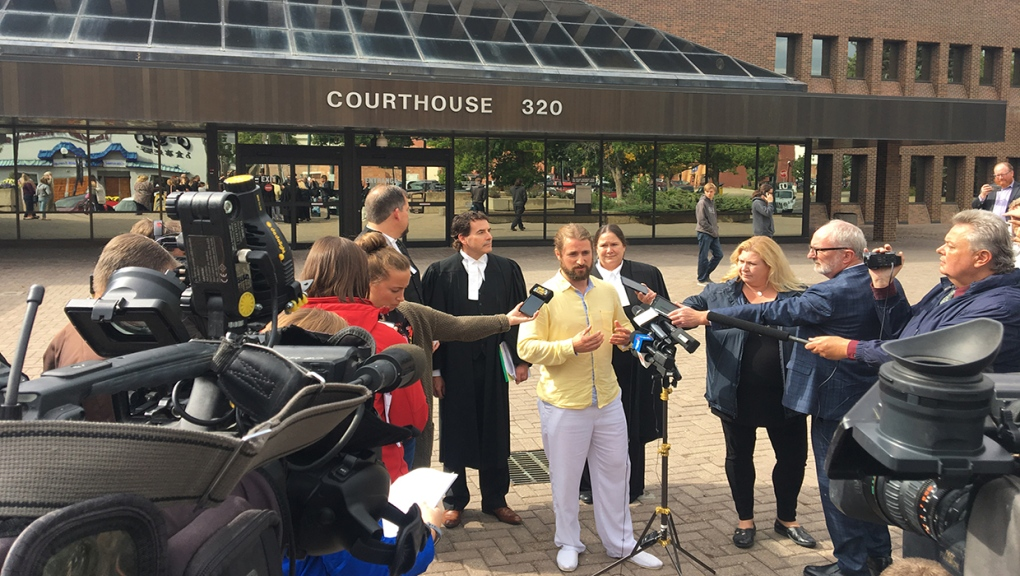 Crown files appeal of David and Collet Stephan acquittal