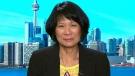 Former NDP MP Olivia Chow.