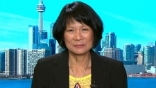 Former NDP MP Olivia Chow.
