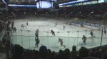 The Kitchener Rangers play at the Aud.