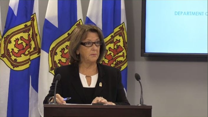 """Given the increasing amount of vape-related illness in Canada and the US, and the negative effects cannabis can have on youth, we need to do everything we can to make sure these products do not appeal to younger Nova Scotians,"" said Finance and Treasury Board Minister Karen Casey."