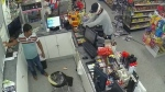 Terrifying ordeal for store owner