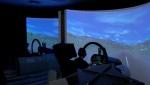 Syrian immigrants open flight simulator business