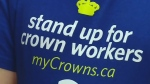 Six Crown corps., one agency to strike