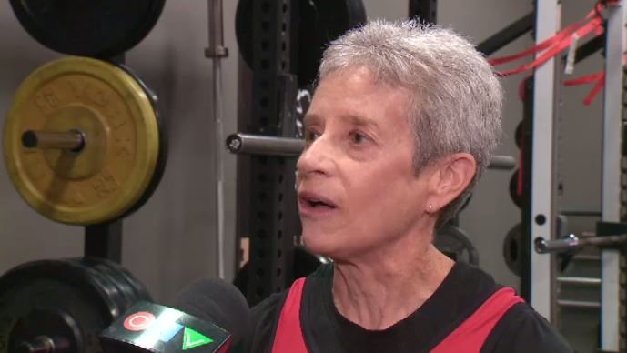 Saskatoon powerlifter happy hard work has paid off with 10 national records