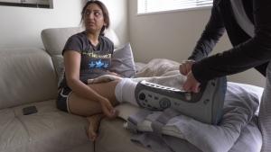Hiba Sheikh shot in Mexico