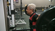 Grandmother sets powerlifting records