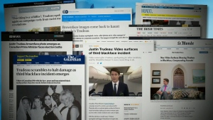CTV National News: The world reacts to Trudeau