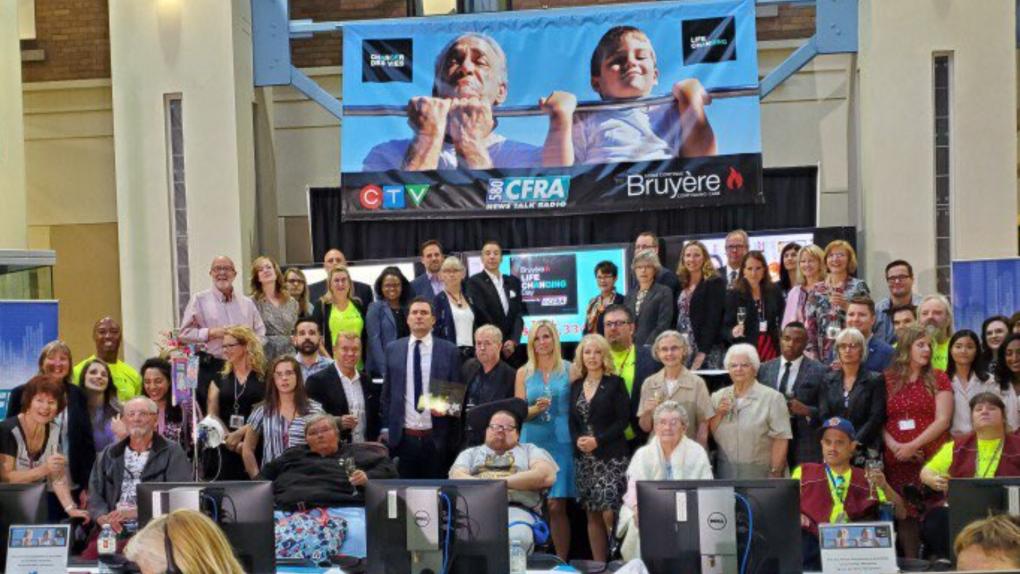Bruyere Life-Changing Day raises $618,859