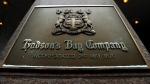 Flagship Hudson Bay Company store in Toronto seen on Jan. 27, 2014. (Nathan Denette / THE CANADIAN PRESS)