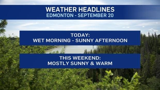 Sept 20 weather headlines