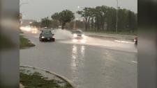Winnipeg storm