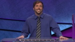 Jason Zuffranieri following his 15th win in a row. (Jeopardy/YouTube)