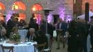 The formal affair raising funds for cardiac care