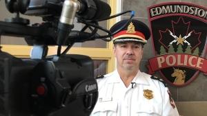 Edmundston police