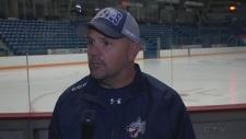 WATCH: Sudbury Wolves Head Coach Cory Stillman on the start of the new OHL season. Branden Scott reports.