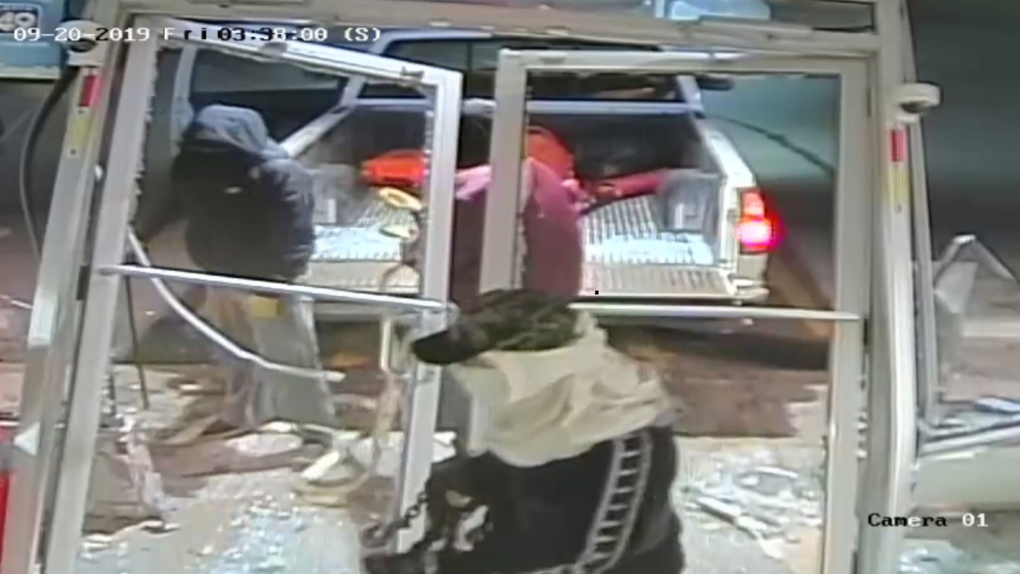 Tofield robbery