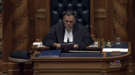 Speaker's chief of staff questioned on expenses